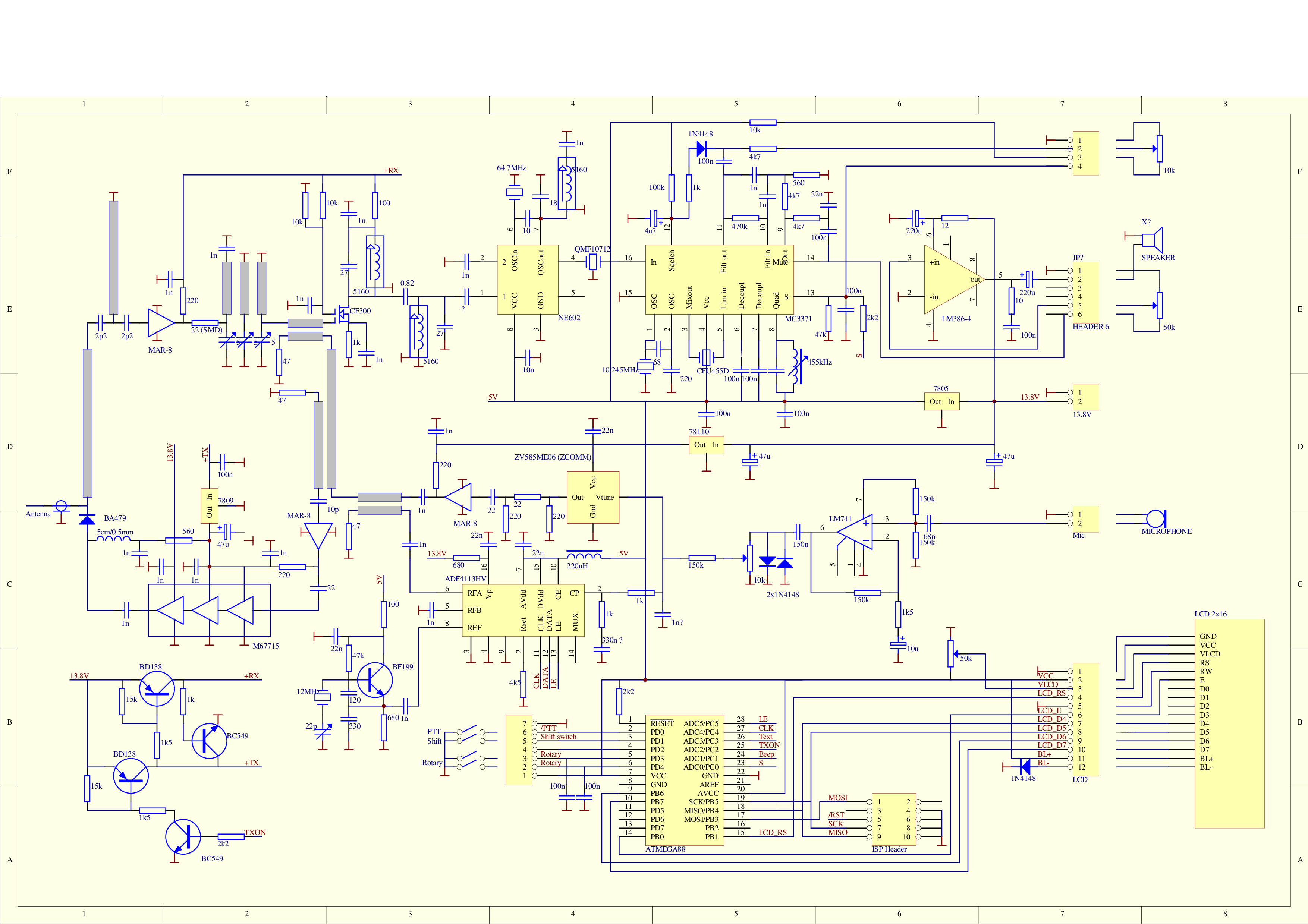 mc3371 circuit with 23cmfm on 118synt as well 23cmfm likewise 4 Band Double Tuned Preselector L620 likewise 7C 7Cdatasheetoo   7Cwp Content 7Cuploads 7C2009 7C09 7CLM555 Pinout And Connection Diagram in addition
